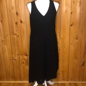 NWT Lane Bryant Black Dress Size 14